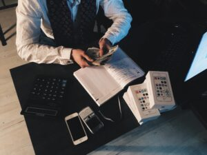 Tax Compliance (monthly and annual tax return preparation)